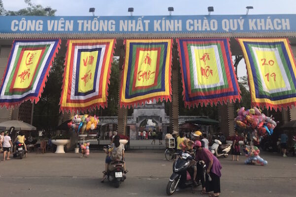 Hanoi Festival of Culture & Food 2019