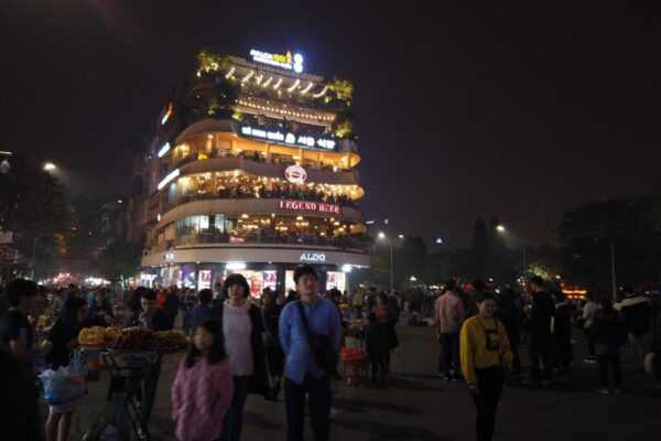 All About Hanoi Walking Street around Hoan Kiem Lake in the Old Quarter