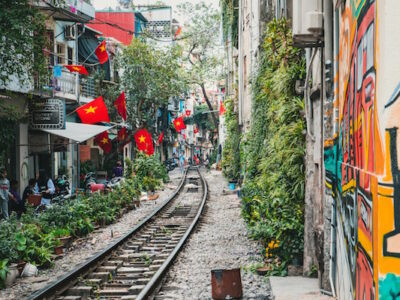 Train Street: Hanoi's Most Beautiful and Interesting Street Closed – Check Out Alternative Places to Enjoy Train and Railway
