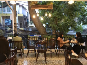 Visit this Small Coffee Shop Hidden in Local Neighbourhood South of Hoan Kiem Lake – Sii Coffee 2