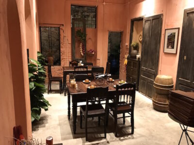 Authentic and Real Local Vietnamese Cuisine in Old Quarter, Hanoi – Liu Riu Restaurant: Sister Restaurant of Cai Mam Restaurant