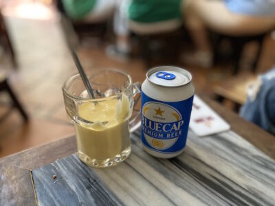 Notorious Egg Coffee in Hanoi, but What about Egg Beer?