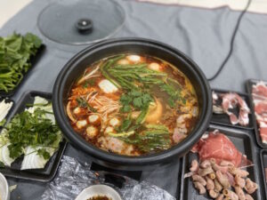 Kichi Kichi Hotpot Delivery to Your Home – Hanoi & Ho Chi Minh
