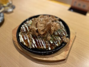 Chibo Okonomiyaki, Hanoi for Delectable Japanese Pancakes and much more